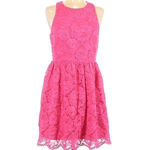 Trina Turk Lace Sleeveless Dress